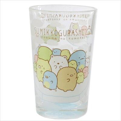 CSG2-SG-BL スリムグラスカップ すみっコぐらし ブルー