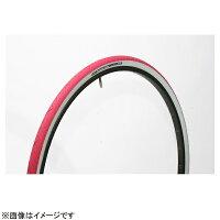 パナレーサー スポーツ車用タイヤ RiBMo S 700×28C/桃×白 8W728-RBS-P