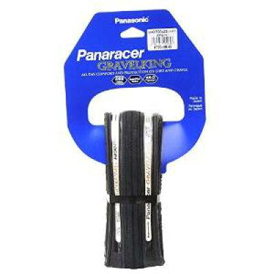 パナソニック ポリテクノロジー Panaracer F723-GK グラベル キング ブラック B 605-00702