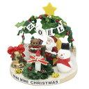 ビリー ドールハウスキット 3146 ミニミニ クリスマスキットドールハウス手作りキットジオラマ
