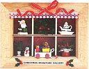 ビリー クリスマスミニギャラリーフレーム 8728 (ミニチュアキット)