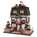 ビリー ウッディハウスコレクション クリスマスハウス