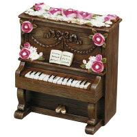 アンティークテイストのオルゴール。Various Orgel アンティークテイストオルゴール アップライトピアノ G-6233B
