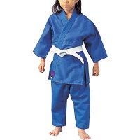 九櫻 クサクラ JJNブルー幼児用柔道衣 上下セット 白帯付 幼児用3号 JJN3