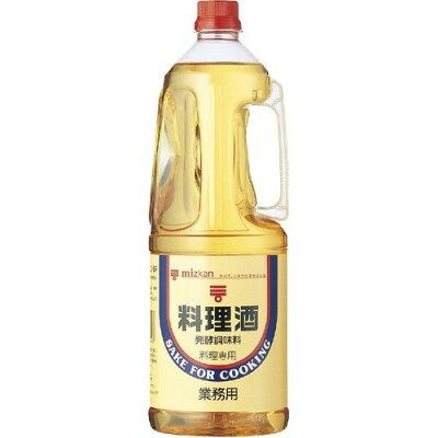 Mizkan 料理酒(ペットボトル) 1.8L/6