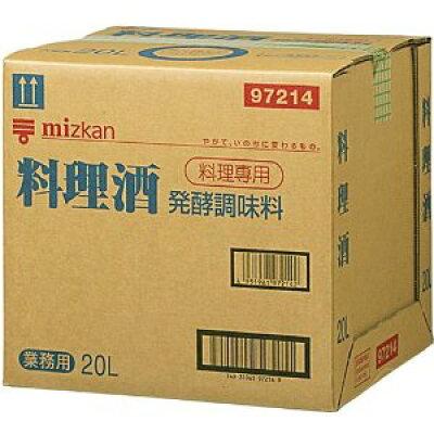 Mizkan 料理酒 20L BIB