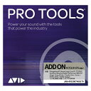 AVID Pro Tools 1-Year Subscription NEW software download with updates + support for a yearADD ON版 9935-71827-00