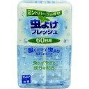 日本緑十字社 虫よけフレッシュ 60日用 #375436
