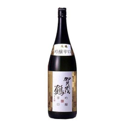 賀茂鶴 吟醸 辛口 箱なし 1.8L