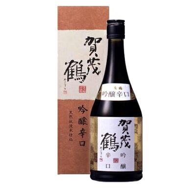 賀茂鶴 吟醸 辛口 LG-B1 720ml