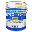 吉田製油所 白アリスーパー21低臭性 クリヤー 2.5L