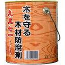吉田製油所 木材防腐剤 九三七一 2L