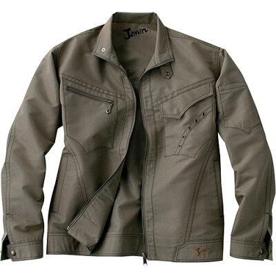 ジャーウィン Jawin ジャンパー 大きいサイズ 139 グレイッシュブラウン 51600