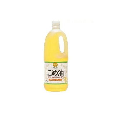 築野食品 国産こめ油(1.5kg)
