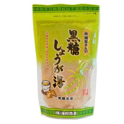 海邦商事 黒糖屋さんの黒糖生姜湯 180g