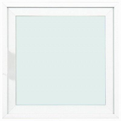 ガラス扉(カスタマイズ家具用扉) (幅38.6cm×高さ38.2cm) アルミ製フレーム エイ・アイ・エス エシカ W40H50