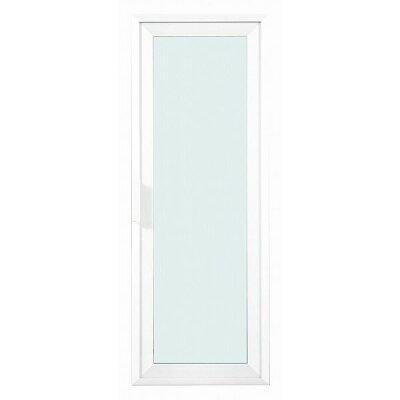 ガラス扉(カスタマイズ家具用扉) (幅28.6cm×高さ76.6cm) アルミ製フレーム エイ・アイ・エス エシカ W30H90