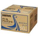 ドトール ドリップコーヒー オリジナルブレンド 7gX50