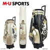 レディース MUスポーツ ゴルフ 703R7100S カート キャディバッグ MU SPORTS