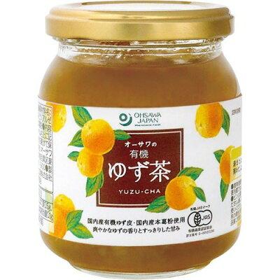 オーサワの有機ゆず茶(260g)