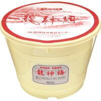 オーサワ 龍神梅(樽) 4kg