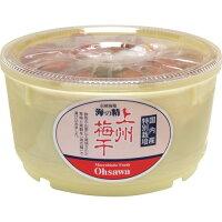 オーサワ 海の精・上州梅干(樽)(1kg)