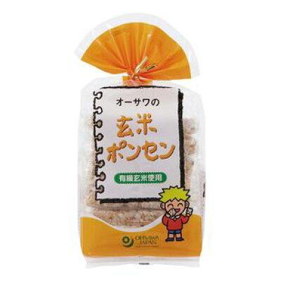オーサワ 玄米ポンセン(8枚入)
