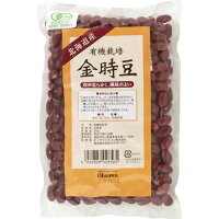オーサワ 有機栽培金時豆(300g)