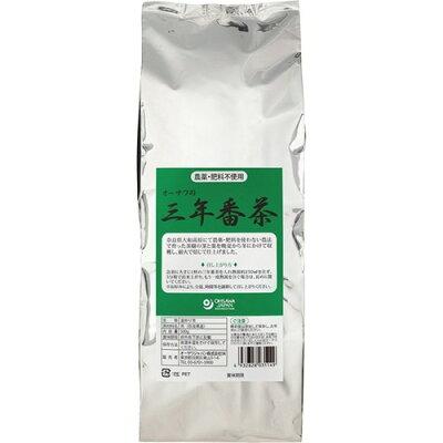 オーサワの三年番茶(500g)