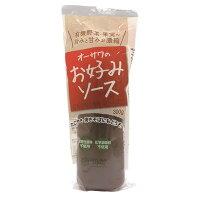 オーサワのお好みソース(300g)