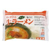 オーサワのべジ生ラーメン担担麺
