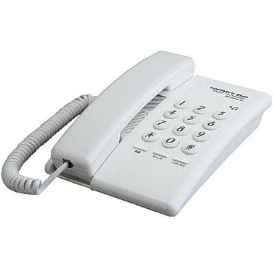 ノーザンブルー ベーシック電話機 NB-2000WH ホワイト(1台)