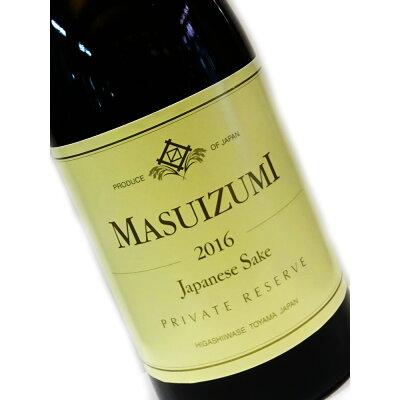 日本酒満寿泉ますいずみワイン樽熟成 supecial 純米原酒