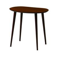 ハイテーブル オーバルテーブル