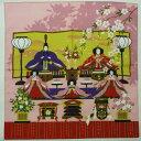 三陽商事 彩時記 小ふろしき 雛祭り 43-2