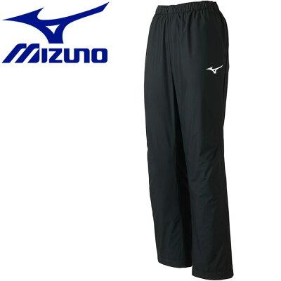 ミズノ MIZUNO レディース テニス ブレスサーモ ウォーマーパンツ ブラック 62JF870109