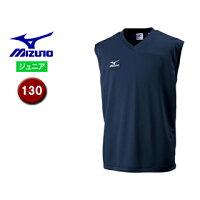 ミズノ MIZUNO ジュニアノースリーブシャツ 32JA642814