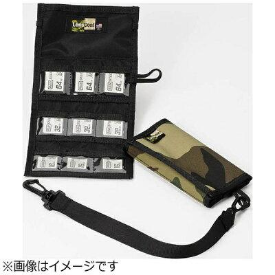 レンズコート MWSD9FG メモリーウォレット SD9 フォレストグリーン