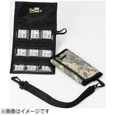 レンズコート MWSD9DC メモリーウォレット SD9 デジタルカモ