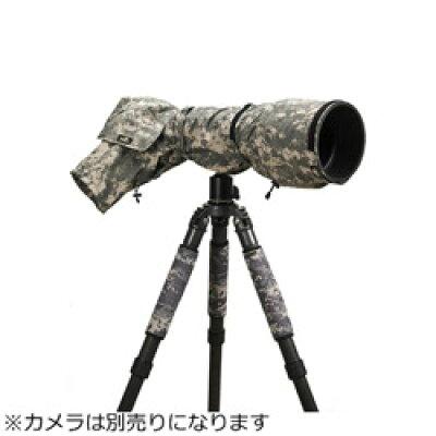 レンズコート レインコートプロ デジタルカモ LCRCPDC