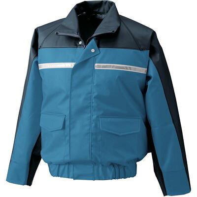 ナダレス空調服ブルゾンND6097 ブルー3L 8206759