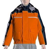 空調服 ナダレス空調服ブルゾン(ウェアのみ) ND6097-OR-XL