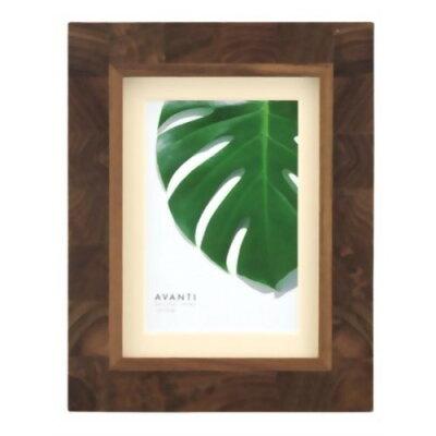 ラドンナ AVANTI(アバンティ) 木製デザインフレーム ブラウン DF33-2L-BR(1コ入)
