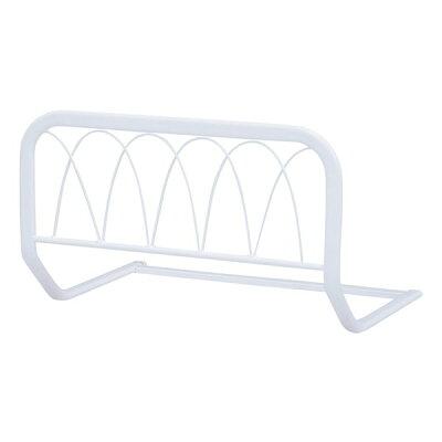 HAGIHARA ベッドガードホワイト KH-3055WH 2090859300