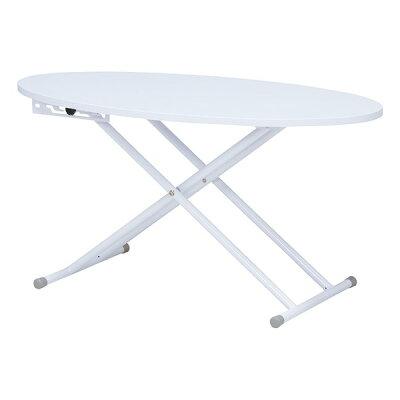HAGIHARA リフティングテーブルホワイト KT-3180WH 2090872400