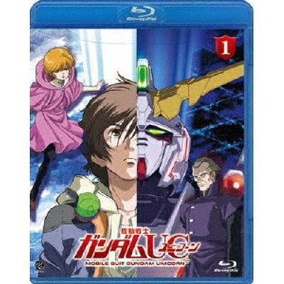 機動戦士ガンダムUC 1/Blu-ray Disc/BCXA-0223