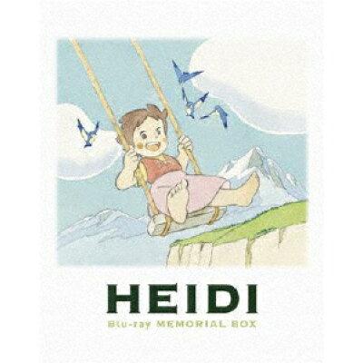 アルプスの少女ハイジ Blu-ray メモリアルボックス/Blu-ray Disc/BCXA-0379