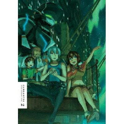 翠星のガルガンティア Blu-ray BOX 2/Blu-ray Disc/BCXA-0752