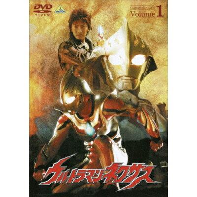 ウルトラマンネクサス Volume 1/DVD/BCBS-2091