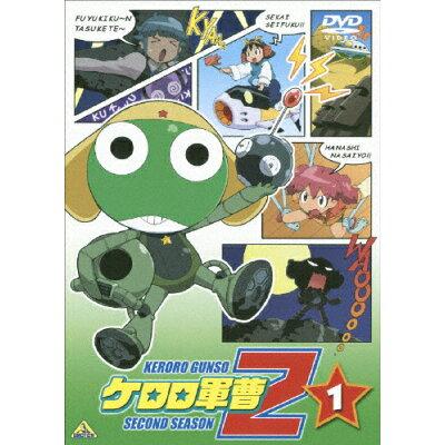 ケロロ軍曹 2ndシーズン 1/DVD/BCBA-2345